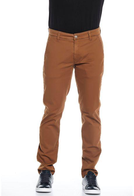 Pantalon-QUEST-Slim-Fit-QUE109190035-1-Ocre-1