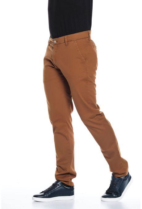 Pantalon-QUEST-Slim-Fit-QUE109190035-1-Ocre-2