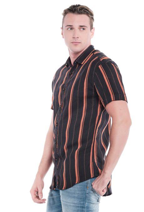 Camisa-QUEST-Slim-Fit-QUE111190118-19-Negro-2