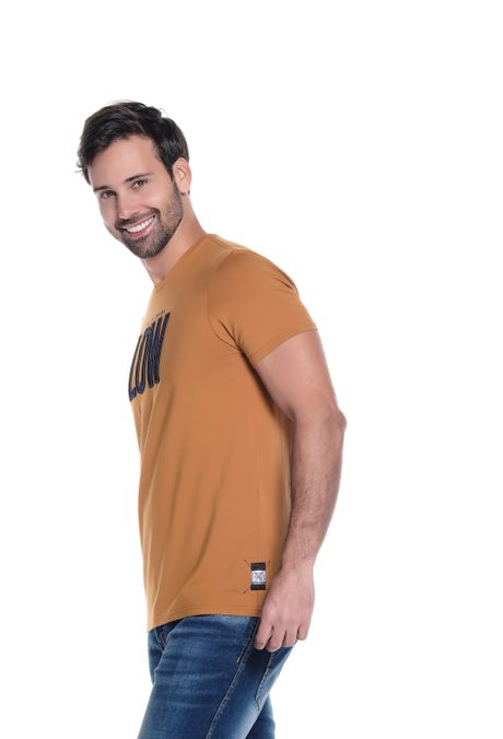 Camiseta-QUEST-Slim-Fit-QUE112190144-1-Ocre-2