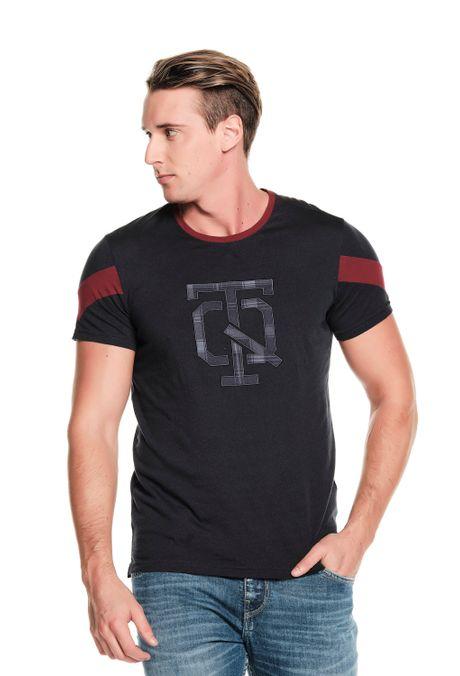 Camiseta-QUEST-Slim-Fit-QUE112190210-83-Azul-Noche-1
