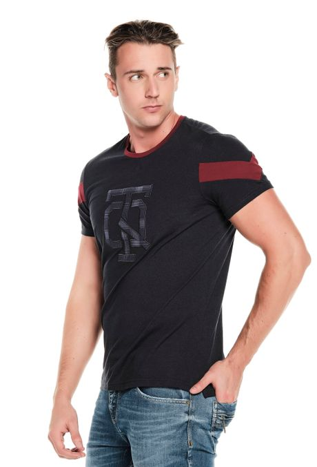 Camiseta-QUEST-Slim-Fit-QUE112190210-83-Azul-Noche-2