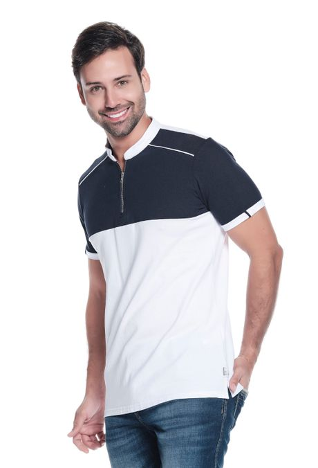 Polo-QUEST-Slim-Fit-QUE162190162-18-Blanco-1