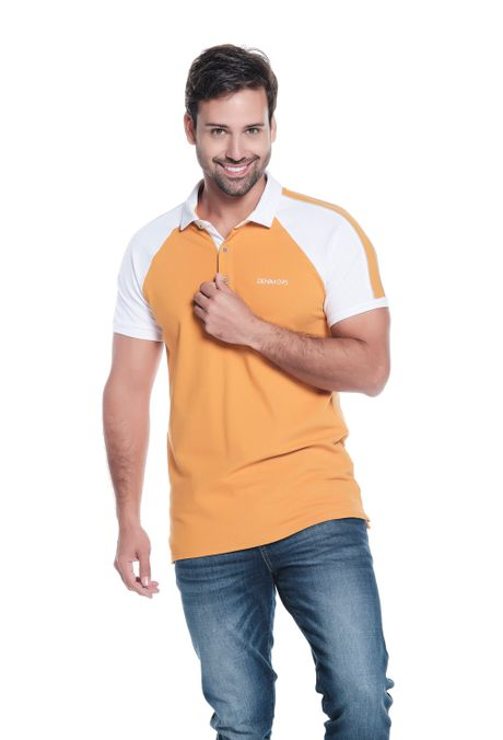 Polo-QUEST-Slim-Fit-QUE162190164-50-Mostaza-1