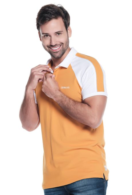 Polo-QUEST-Slim-Fit-QUE162190164-50-Mostaza-2