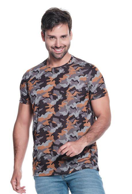 Camiseta-QUEST-Slim-Fit-QUE163190098-81-Gris-Jaspe-Oscuro-1