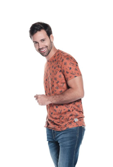 Camiseta-QUEST-Slim-Fit-QUE163190128-1-Ocre-2