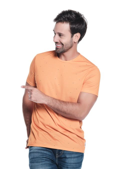 Camiseta-QUEST-Slim-Fit-QUE163190135-50-Mostaza-1