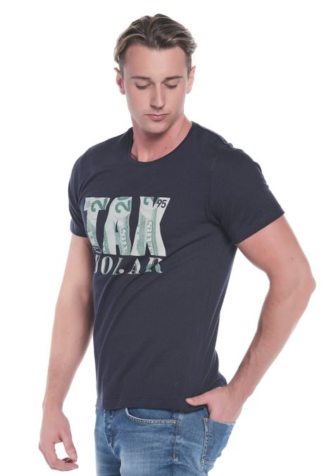 Camiseta-QUEST-Slim-Fit-QUE163LW0086-16-Azul-Oscuro-2
