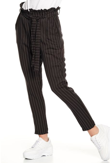 Pantalon-QUEST-Straight-Fit-QUE209190023-19-Negro-2