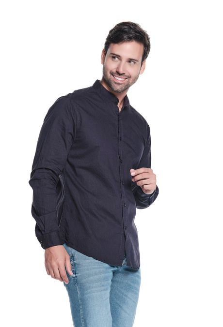 Camisa-QUEST-Slim-Fit-QUE111LW0027-16-Azul-Oscuro-1