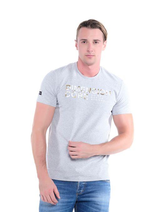 Camiseta-QUEST-Slim-Fit-QUE112190182-86-Gris-Jaspe-Medio-1