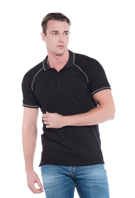 Polo-QUEST-Slim-Fit-QUE162190163-19-Negro-1