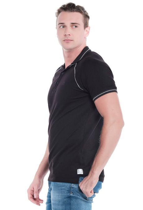 Polo-QUEST-Slim-Fit-QUE162190163-19-Negro-2