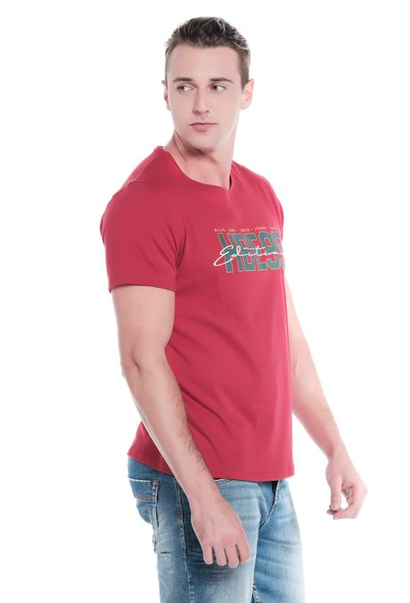 Camiseta-QUEST-Slim-Fit-QUE163LW0088-37-Vino-Tinto-2