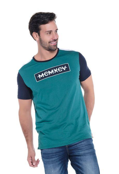 Camiseta-QUEST-Original-Fit-QUE112190190-131-Verde-Pino-1