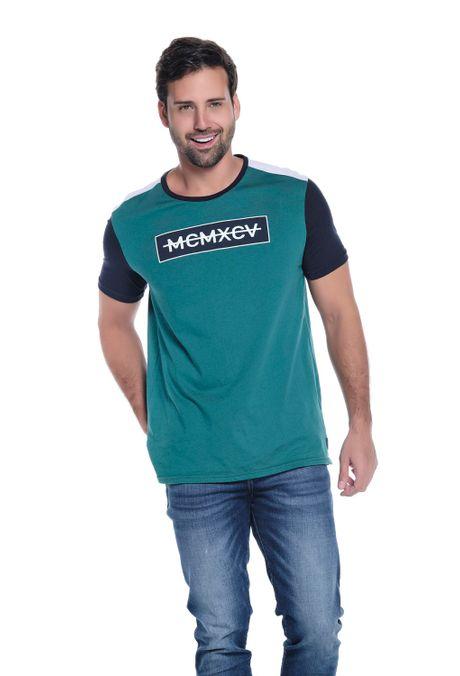 Camiseta-QUEST-Original-Fit-QUE112190190-131-Verde-Pino-2