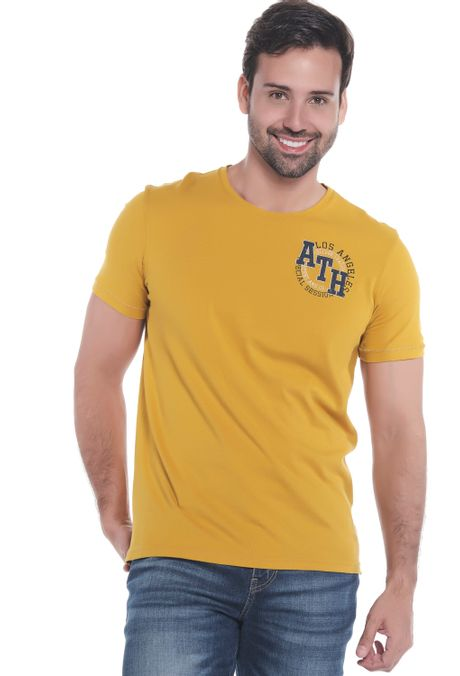 Camiseta-QUEST-Original-Fit-QUE112OU0056-142-Ocre-Claro-1