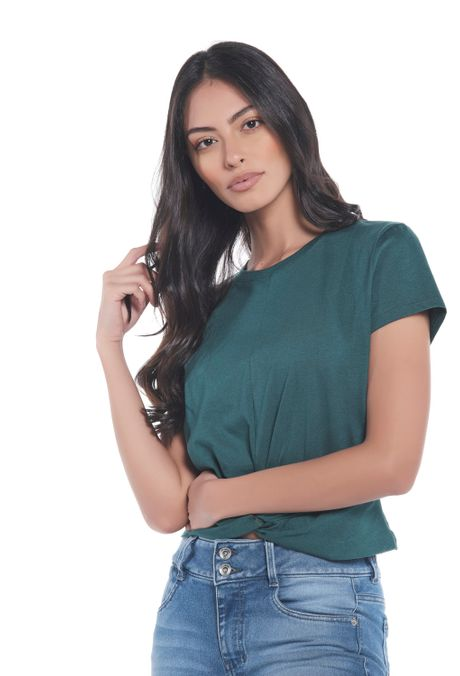 Camiseta-QUEST-Custom-Fit-QUE263LW0043-131-Verde-Pino-2