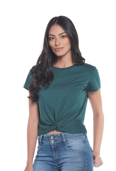 Camiseta-QUEST-Custom-Fit-QUE263LW0043-131-Verde-Pino-1