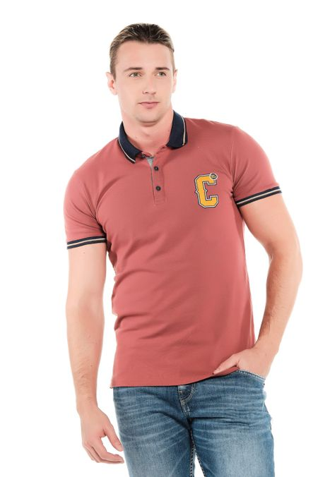 Polo-QUEST-Slim-Fit-QUE162190167-145-Rojo-Empolvado-1