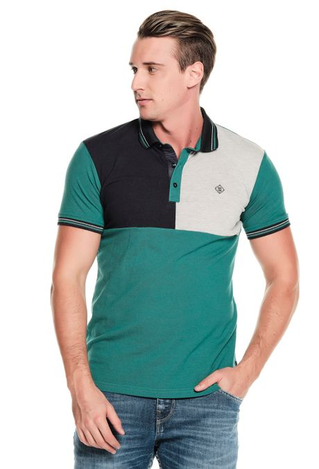Polo-QUEST-Slim-Fit-QUE162190176-131-Verde-Pino-1