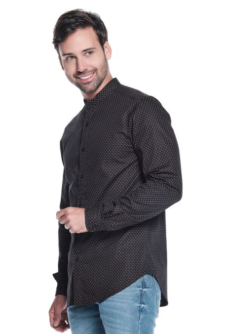 Camisa-QUEST-Slim-Fit-QUE111LW0035-19-Negro-2