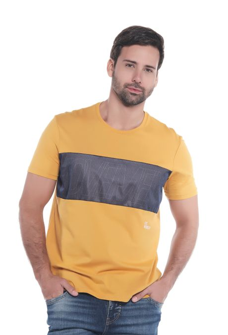 Camiseta-QUEST-Original-Fit-QUE112190158-50-Mostaza-1