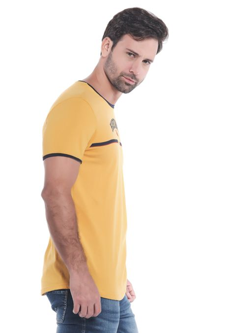 Camiseta-QUEST-Slim-Fit-QUE112OU0040-50-Mostaza-2