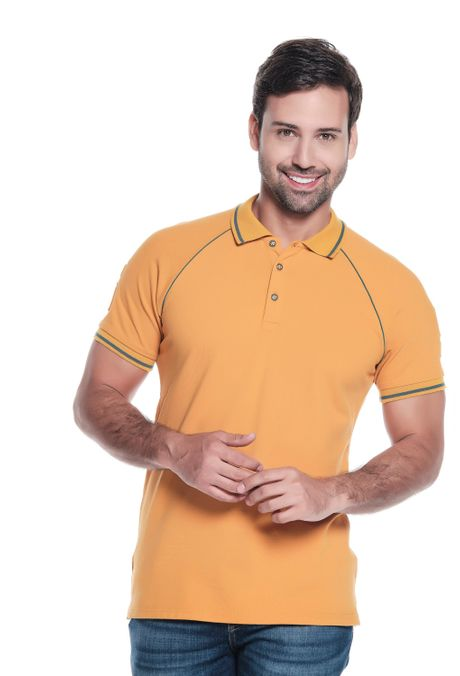 Polo-QUEST-Original-Fit-QUE162190104-50-Mostaza-1