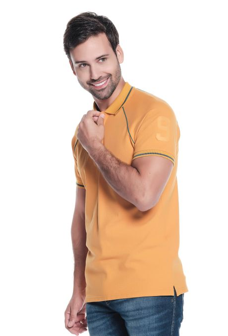 Polo-QUEST-Original-Fit-QUE162190104-50-Mostaza-2