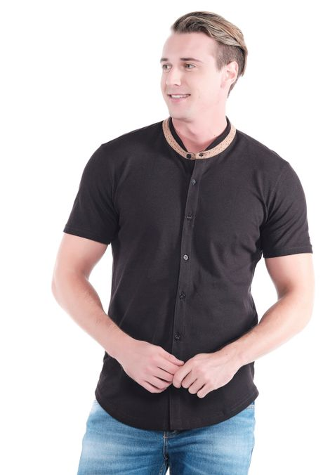 Polo-QUEST-Slim-Fit-QUE162190106-19-Negro-1