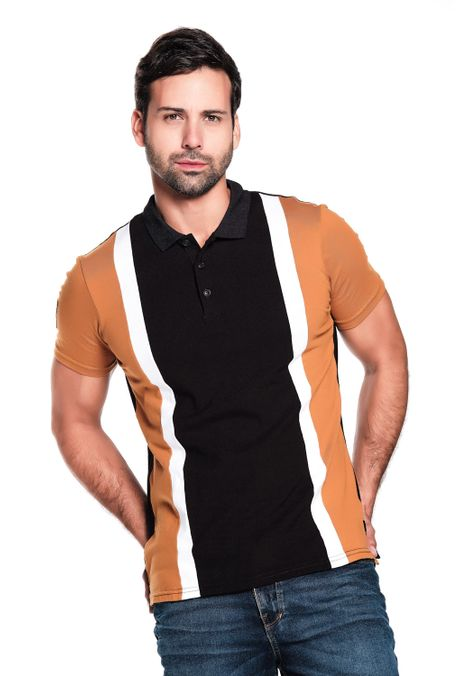 Polo-QUEST-Slim-Fit-QUE162190170-19-Negro-1