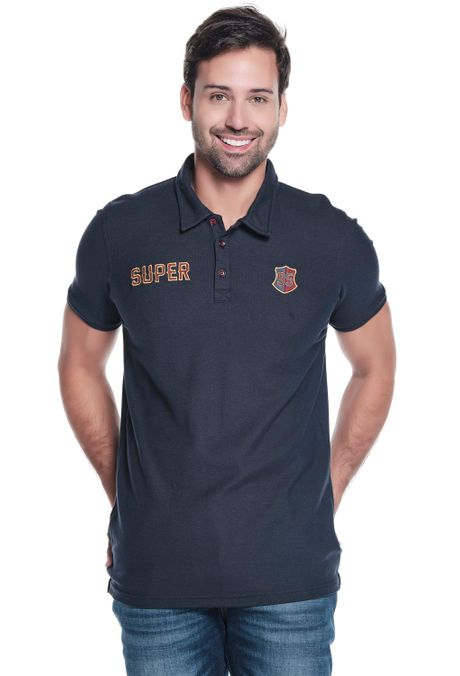Polo-QUEST-Original-Fit-QUE162OU0011-16-Azul-Oscuro-1