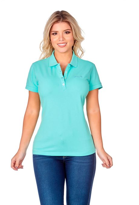 Polo-QUEST-Slim-Fit-QUE262BA0008-79-Verde-Menta-1