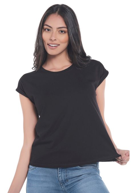 Camiseta-QUEST-Custom-Fit-QUE263190086-19-Negro-1