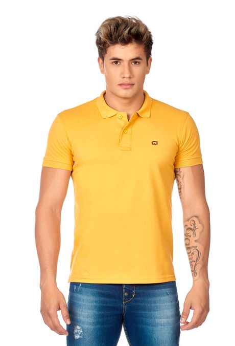 Polo-QST-Slim-Fit-QST162BA0002-50-Mostaza-1