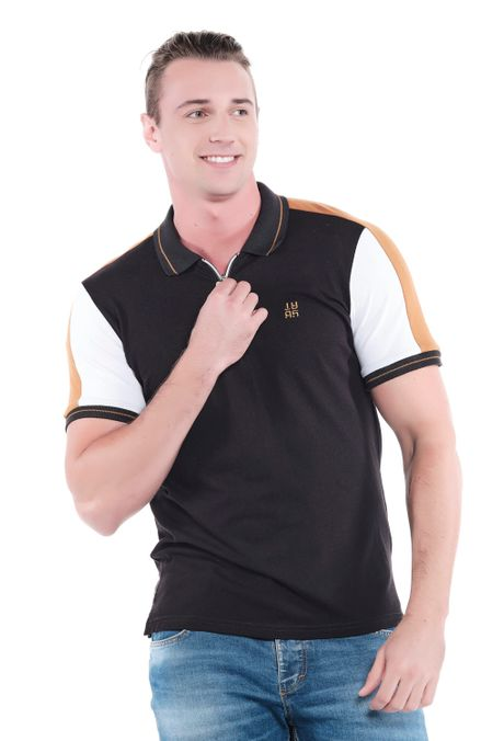 Polo-QUEST-Slim-Fit-QUE162190129-19-Negro-2