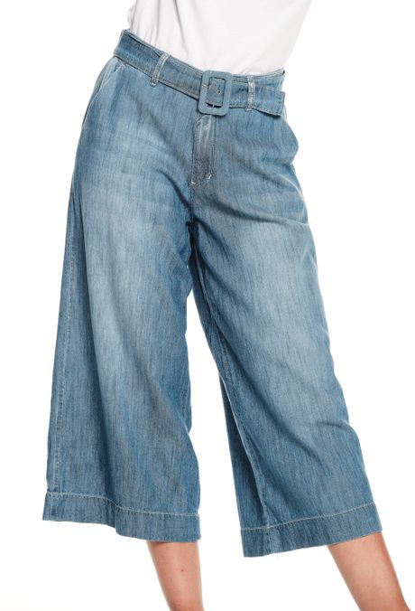 Pantalon-QUEST-Culotte-Fit-QUE209190028-95-Azul-Medio-Claro-1