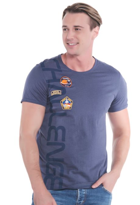 Camiseta-QUEST-Slim-Fit-QUE112190220-44-Azul-Petroleo-1