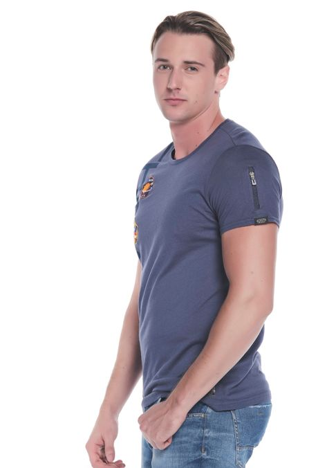 Camiseta-QUEST-Slim-Fit-QUE112190220-44-Azul-Petroleo-2