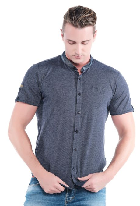 Polo-QUEST-Slim-Fit-QUE162190179-16-Azul-Oscuro-1