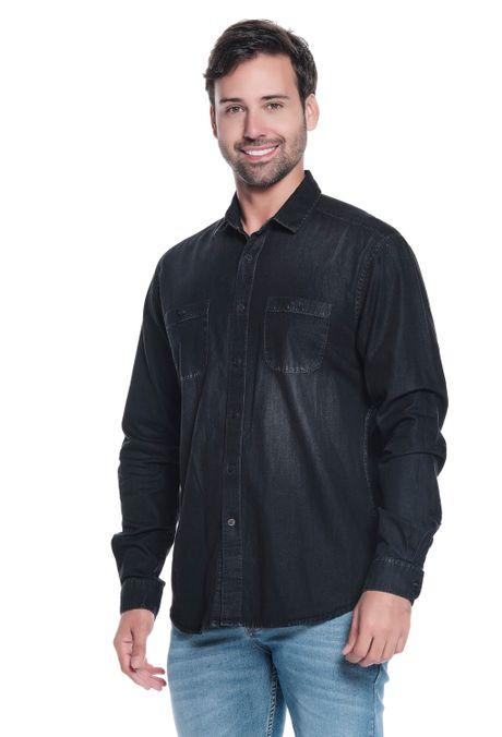 Camisa-QUEST-Slim-Fit-QUE111190133-19-Negro-1