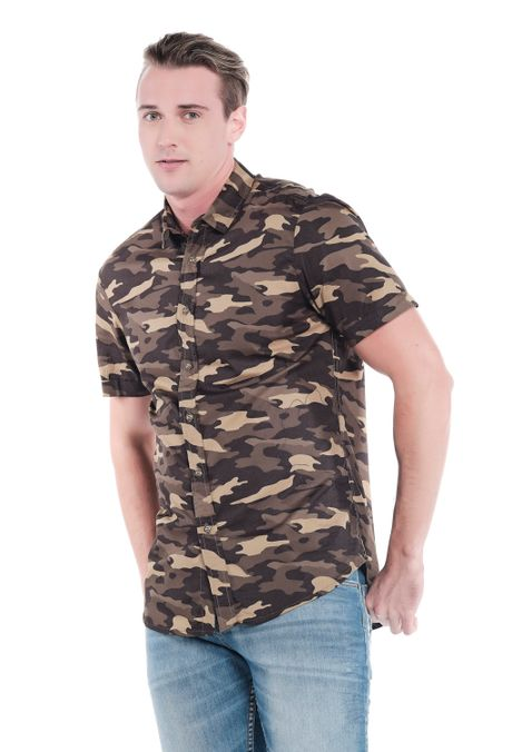 Camisa-QUEST-Original-Fit-QUE111190115-38-Verde-Militar-1