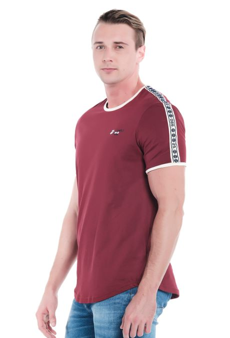 Camiseta-QUEST-Original-Fit-QUE112190160-37-Vino-Tinto-2