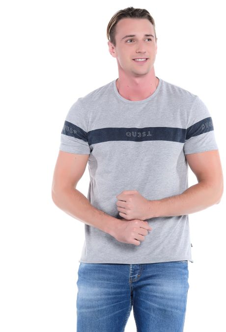 Camiseta-QUEST-Original-Fit-QUE112OU0049-42-Gris-Jaspe-1