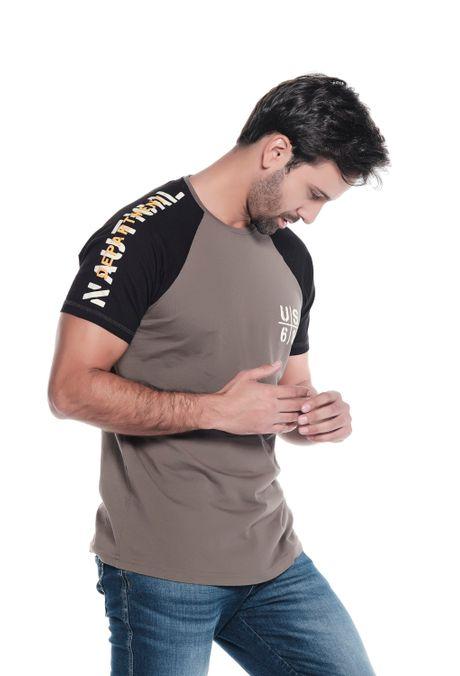 Camiseta-QUEST-Original-Fit-QUE112OU0052-123-Verde-Oliva-2