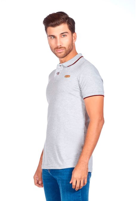 Polo-QUEST-Slim-Fit-QUE162010002-42-Gris-Jaspe-2