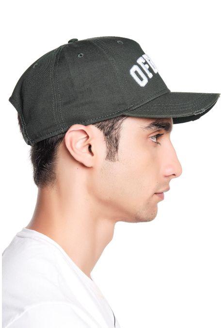 Gorra-QUEST-QUE106200008-63-Verde-Oscuro-2