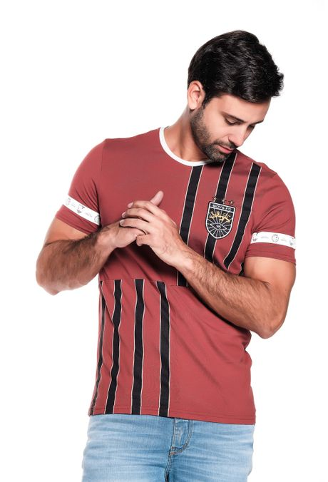 Camiseta-QUEST-Slim-Fit-QUE112190193-145-Rojo-Empolvado-2